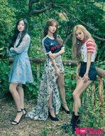 (G)I-DLE for 10 Star Magazine 4