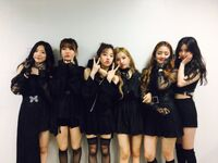 20180520 (G)I-DLE SNS Update -4