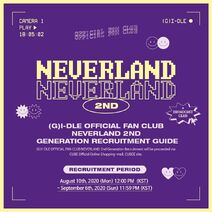 (G)I-DLE Neverland 2nd Generation