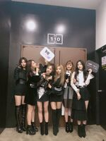 20180522 The Show Twitter Update