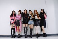 20180513 (G)I-DLE SNS Update