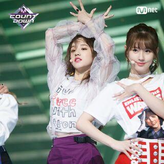 May 5, 2018 M Countdown #2