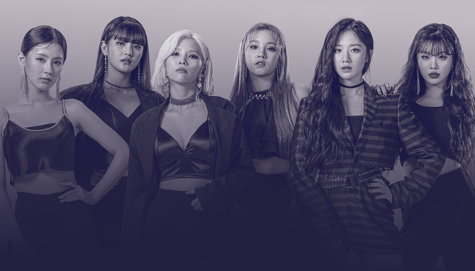 (G)I-DLE Queendom Welcome