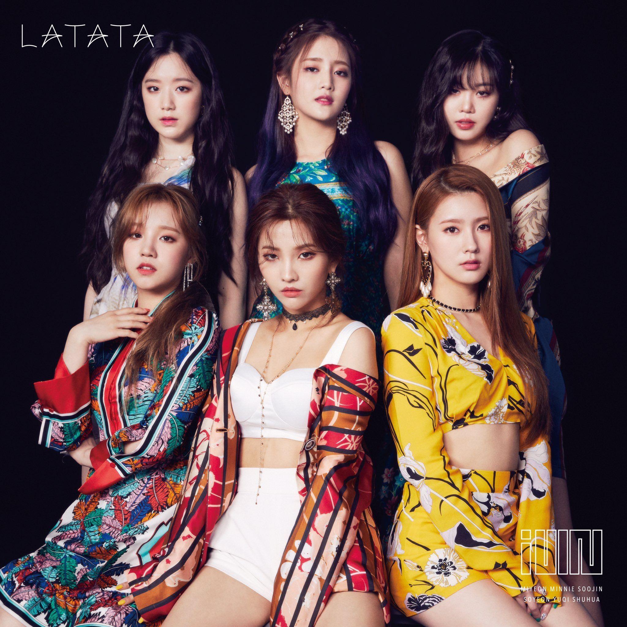 "(G) I-DLE and ""I Burn"", their comeback"