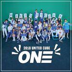 United Cube One Album Cover