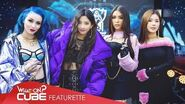 (G)I-DLE - LoL KDA 'POP STARS' Project Behind
