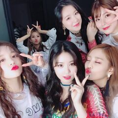 May 5, 2018 (G)I-DLE SNS update