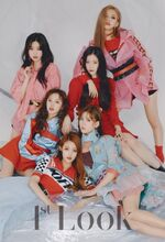 Gidle 1st Look