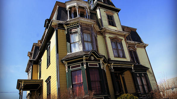 Haunted Victorian Mansion Episode Ghost Adventures