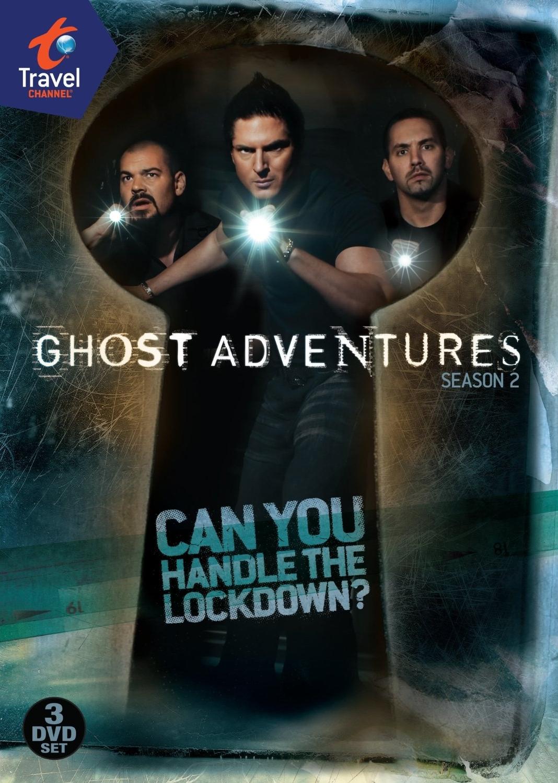 Ghost Adventures Season 2 Dvd Ghost Adventures Wiki