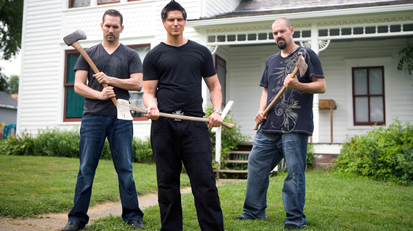 Villisca Axe Murder House Episode Ghost Adventures