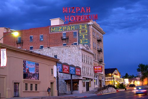 Mizpah Hotel Episode Ghost Adventures Wiki Fandom