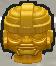 Goldenolmechead