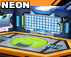 Neon Stage Icon