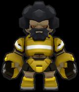 Dangerous bob rank A