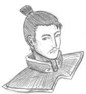 Tom tom sketch