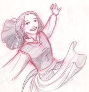 Yilin dance like you want to win!