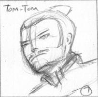 Tomtomhead