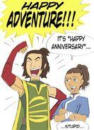 Hayoda tseng anniversary