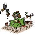 Yue gardenbending