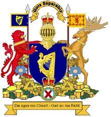 NI royal arms design1