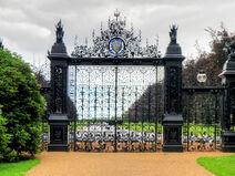Sandringham, The Norwich Gates (geograph 4611332)