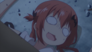 Satania still unconcious that night