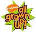 All Grown Up! Logoyeah