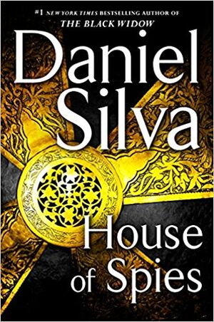 House of Spies cover