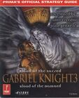 Gabriel Knight: Blood of the Sacred, Blood of the Damned - Prima's Official Strategy Guide