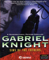 Gabriel Knight: Sins of the Fathers (Floppy)