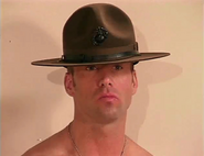 Billy Herrington in Tales from the Foxhole