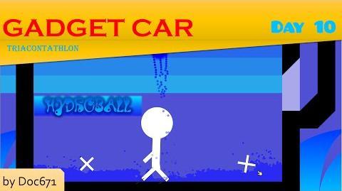 Gadget Car Triacontathlon - Day 10