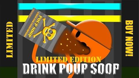 Limited Edition Poup Soop!