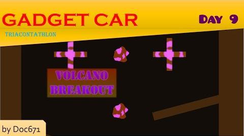 Gadget Car Triacontathlon - Day 9