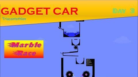 Gadget Car Triacontathlon - Day 3