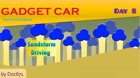 Gadget Car Triacontathlon - Day 8