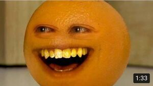 The Annoying Orange Thumbnail