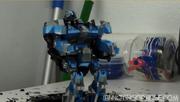 Meteortron robot form