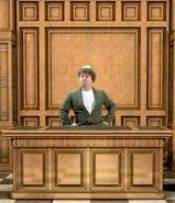 Liam judge