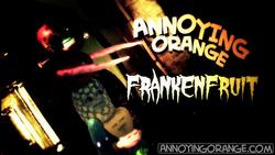 Frankenfruit title card