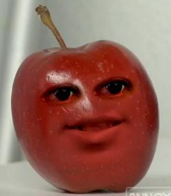 Bill the apple