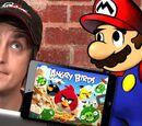 My Roommate Mario: Touchy Mario