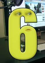 Six afraid of seven