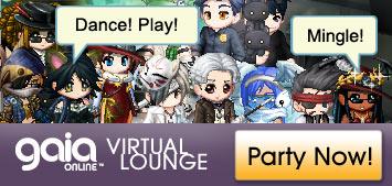 VirtualLounge banner