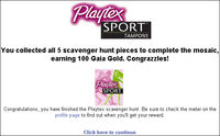 Sponsor playtexsports congrazzles