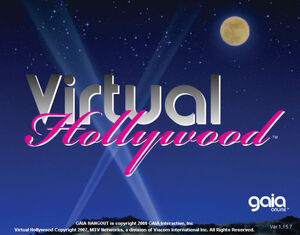 Mtv virtual hollywood