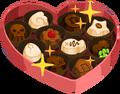 Vday2k13 chocolate box sparkle