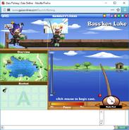 Capture Gaia Fishing Bassken Lake2