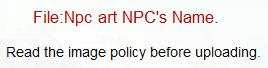 NPC art